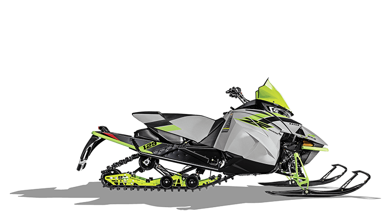 2018 Arctic Cat ZR 8000 Sno Pro ES 129 Early Release in Escanaba, Michigan
