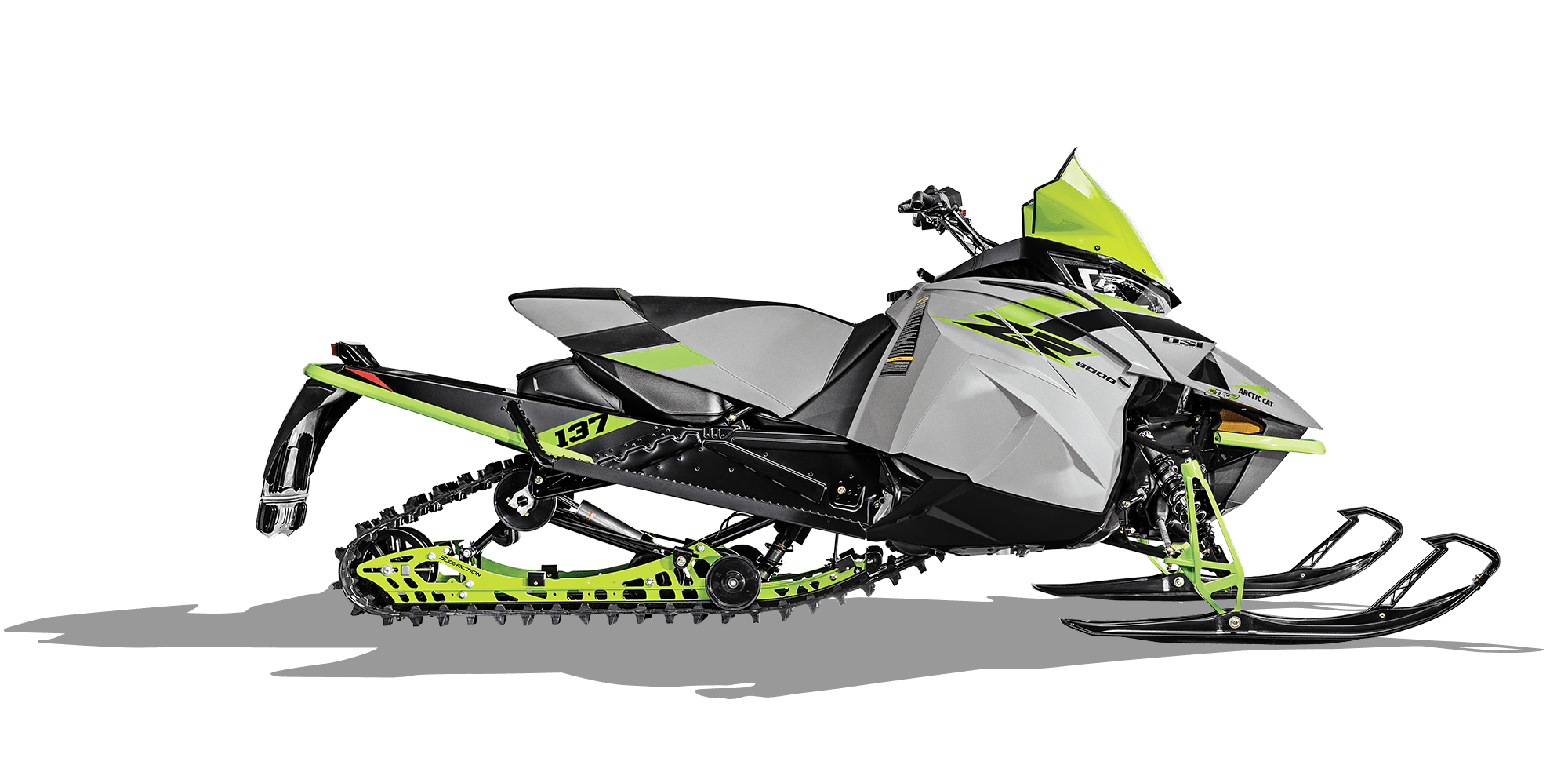 2018 Arctic Cat ZR 8000 Sno Pro ES (137) Early Release in Baldwin, Michigan