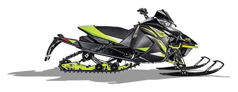 2018 Arctic Cat ZR 8000 Sno Pro ES (137) Early Build in Francis Creek, Wisconsin