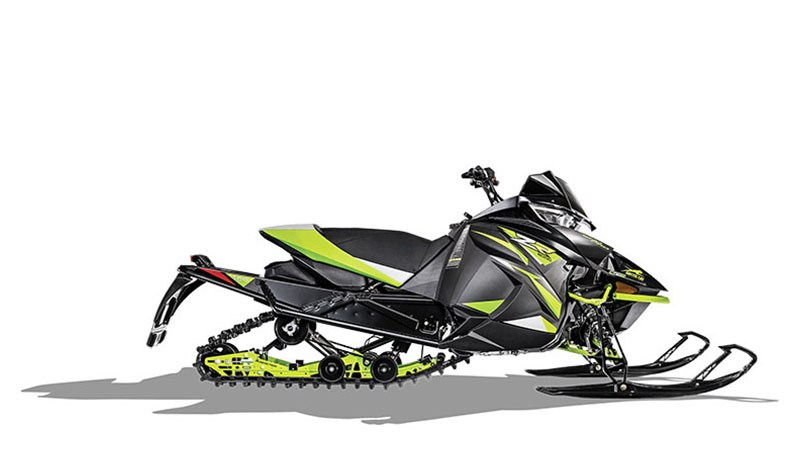 2018 Arctic Cat ZR 8000 Sno Pro ES 137 Early Build in Butte, Montana