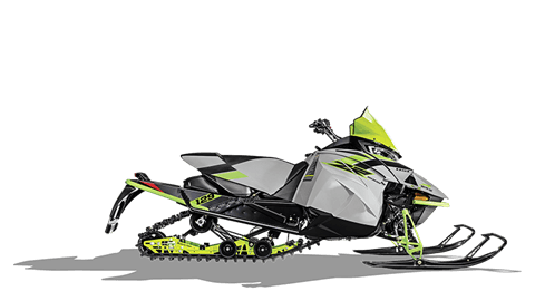 2018 Arctic Cat ZR 8000 Sno Pro ES 137 Early Release in Barrington, New Hampshire