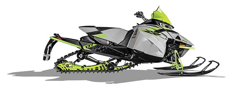 2018 Arctic Cat ZR 8000 Sno Pro ES (137) Early Release in Mio, Michigan