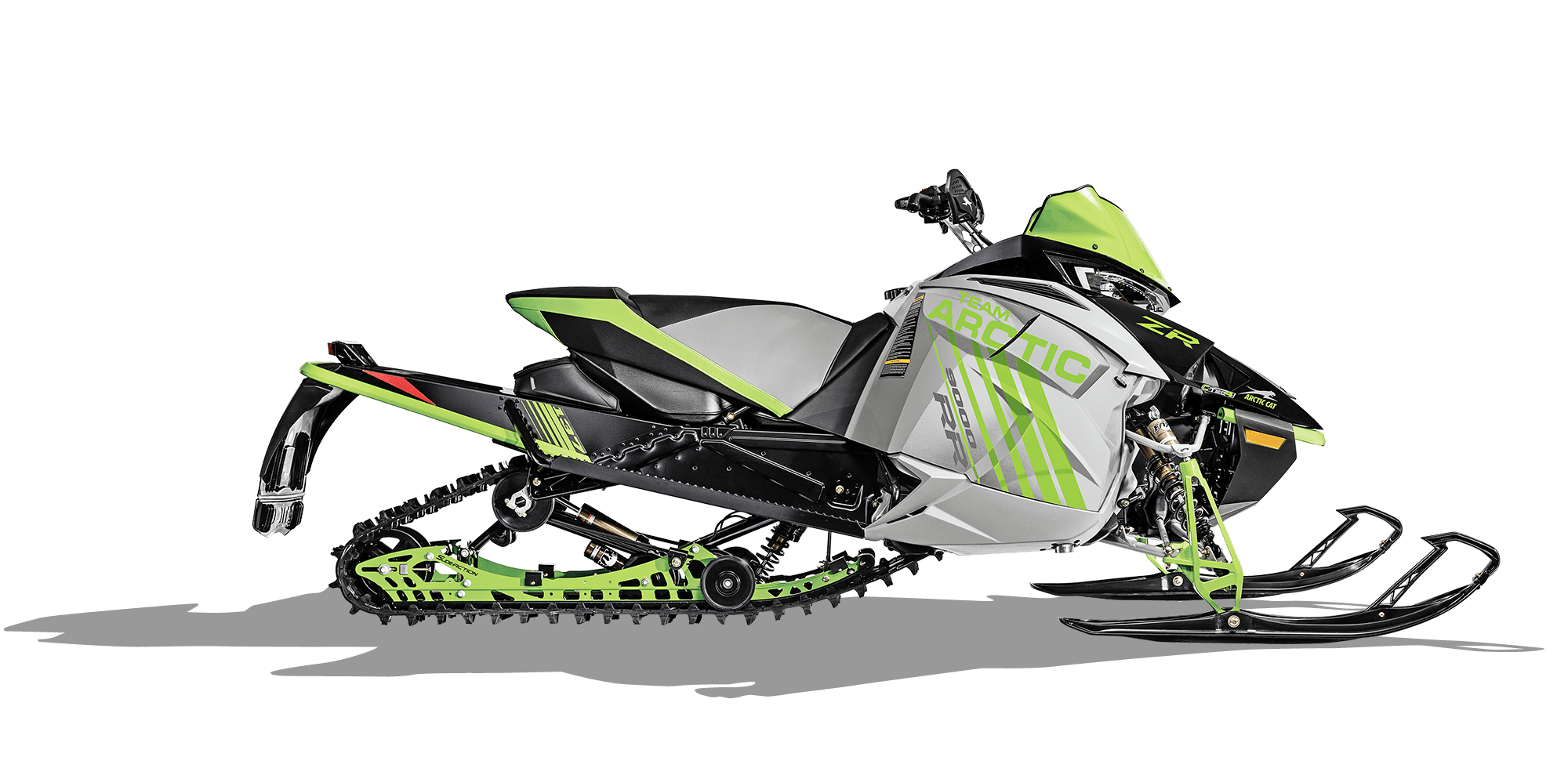 2018 Arctic Cat ZR 9000 RR in Baldwin, Michigan