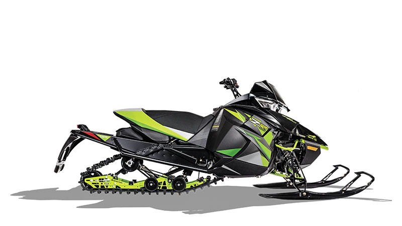 2018 Arctic Cat ZR 9000 Sno Pro 129 in Hamburg, New York