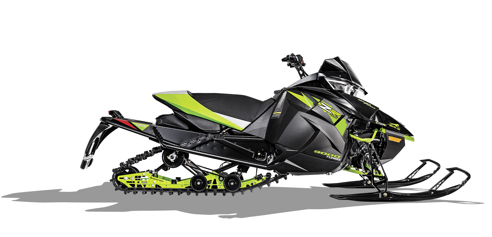 2018 Arctic Cat ZR 9000 Sno Pro (137) in Francis Creek, Wisconsin
