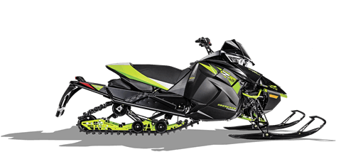 2018 Arctic Cat ZR 9000 Sno Pro (137) in Baldwin, Michigan