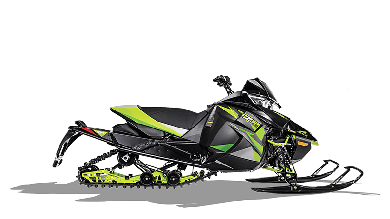 2018 Arctic Cat ZR 9000 Sno Pro 137 in Escanaba, Michigan