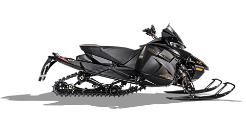 2018 Arctic Cat ZR 9000 Thundercat in Francis Creek, Wisconsin