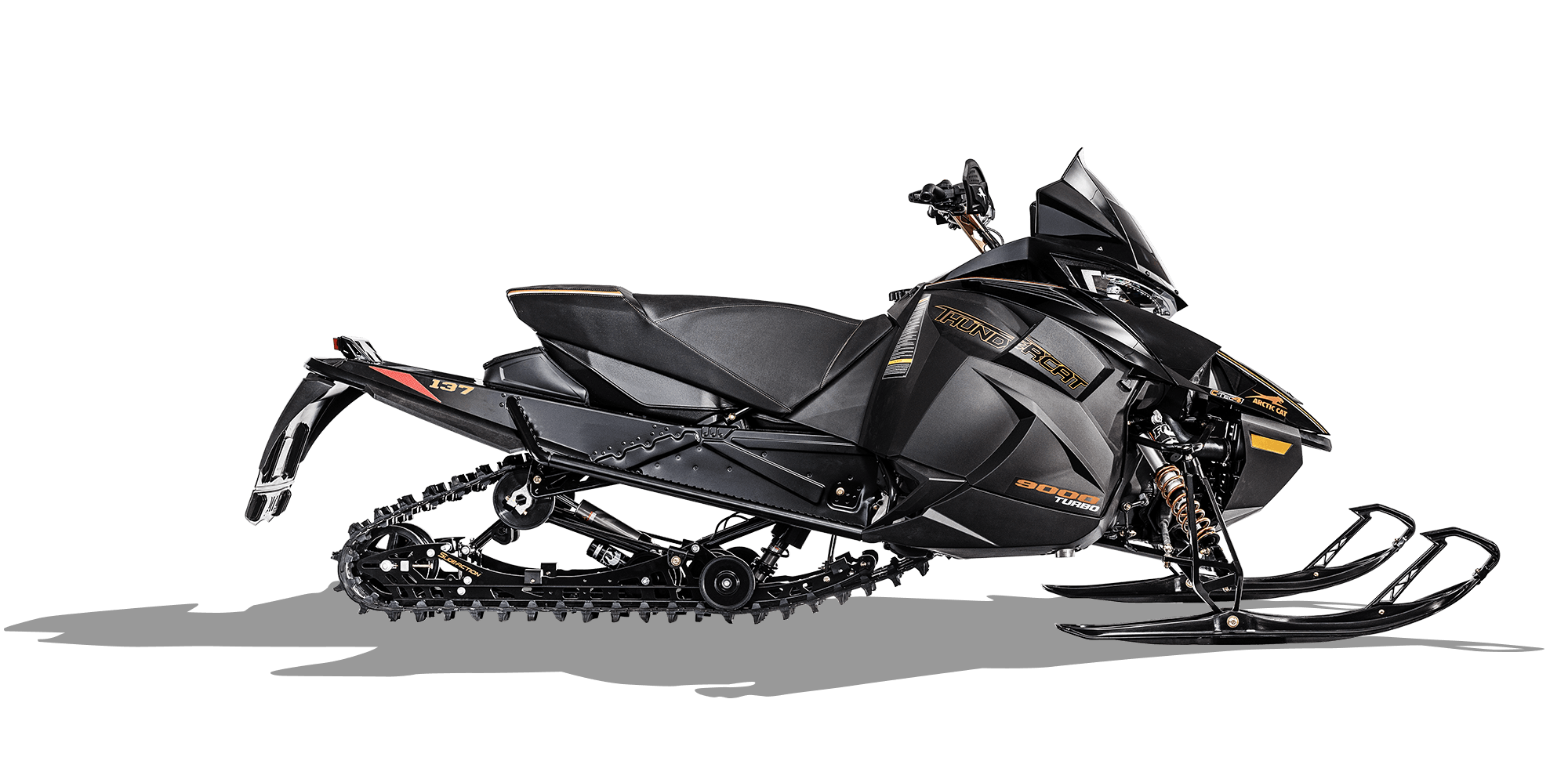 2018 Arctic Cat ZR 9000 Thundercat Early Build in Rothschild, Wisconsin