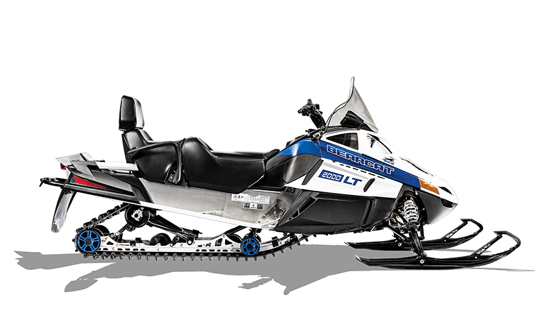2018 Arctic Cat Bearcat 2000 LT ES in Gaylord, Michigan