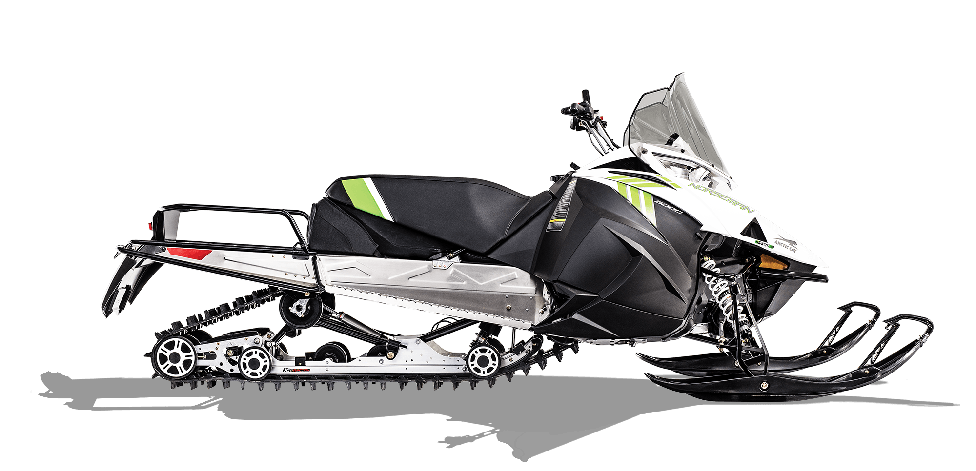 2018 Arctic Cat Norseman 6000 ES in Baldwin, Michigan