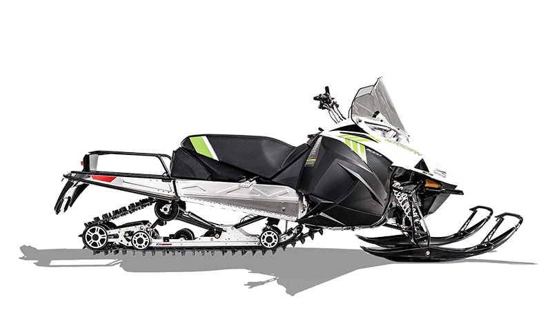 2018 Arctic Cat Norseman 6000 ES in Barrington, New Hampshire