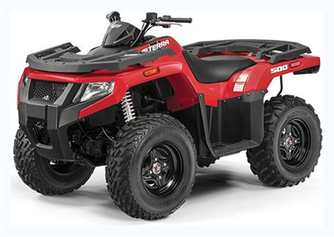 2019 Arctic Cat Alterra 500 in Barrington, New Hampshire