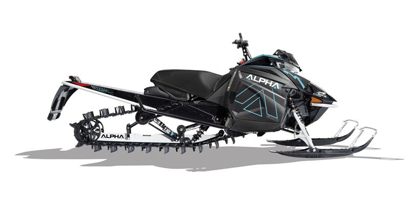 2019 Arctic Cat M 6000 Alpha One (154) in Francis Creek, Wisconsin