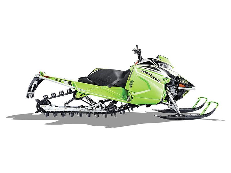 2019 Arctic Cat M 8000 Hardcore (153) in Berlin, New Hampshire