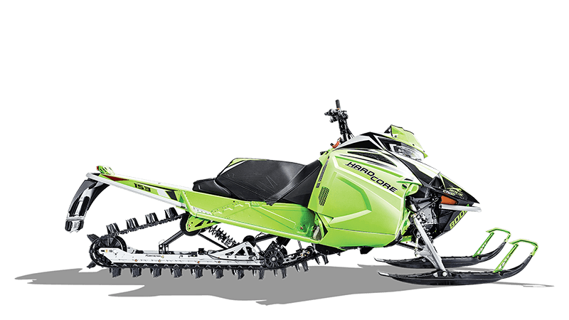 2019 Arctic Cat M 8000 Hardcore 162 in Baldwin, Michigan