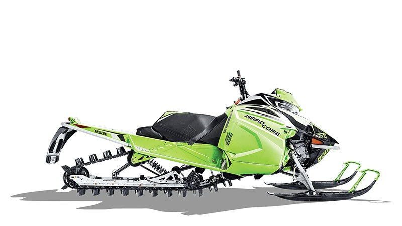 2019 Arctic Cat M 8000 Hardcore 162 in Gaylord, Michigan
