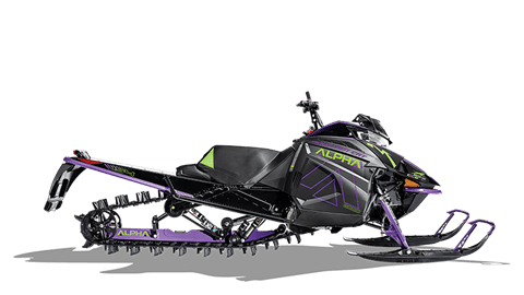 2019 Arctic Cat M 8000 Mountain Cat Alpha One 165 in Hazelhurst, Wisconsin