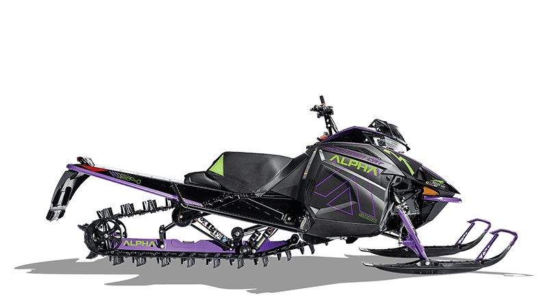 2019 Arctic Cat M 8000 Mountain Cat Alpha One 165 in Lincoln, Maine