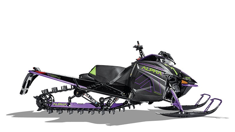 2019 Arctic Cat M 8000 Mountain Cat Alpha One 165 in Barrington, New Hampshire