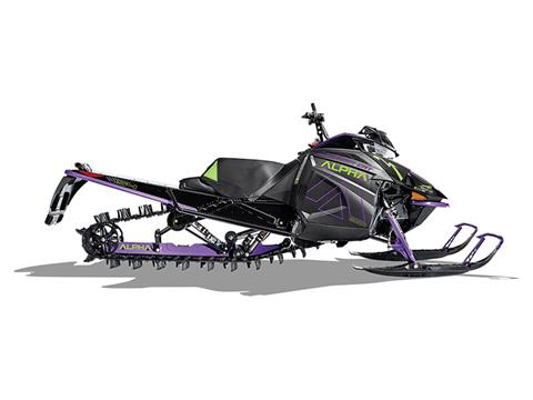 2019 Arctic Cat M 8000 Mountain Cat Alpha One (165) in Baldwin, Michigan