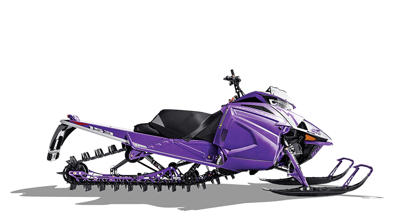 2019 Arctic Cat M 8000 Mountain Cat ES 153 in Baldwin, Michigan