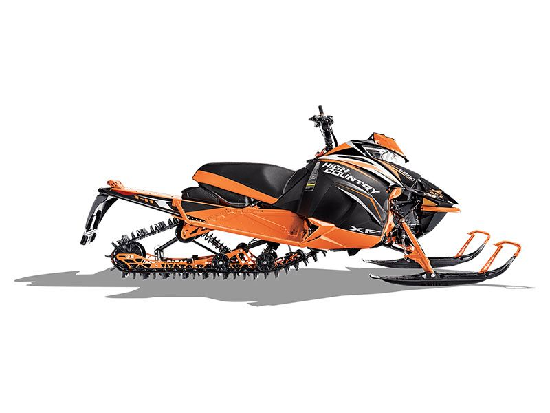 2019 Arctic Cat XF 6000 High Country ES in Hancock, Michigan
