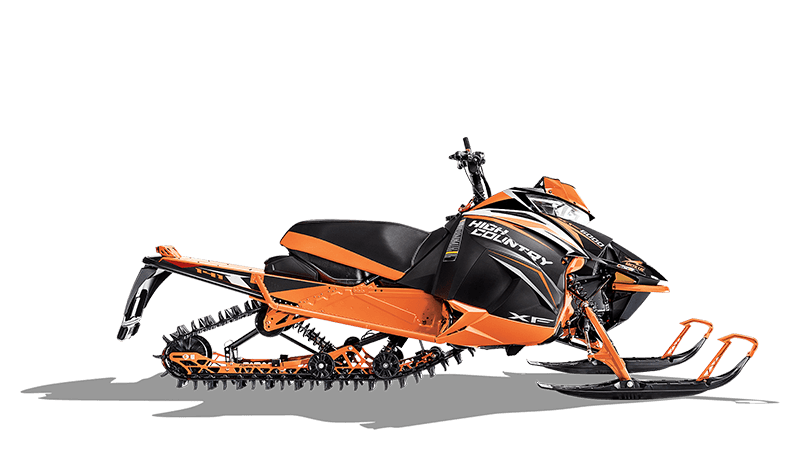 2019 Arctic Cat XF 6000 High Country ES in Mio, Michigan