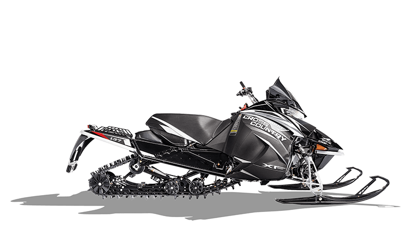 2019 Arctic Cat XF 8000 Cross Country Limited ES in Harrison, Michigan