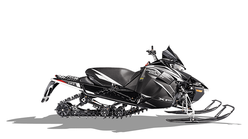 2019 Arctic Cat XF 9000 Cross Country Limited in Barrington, New Hampshire