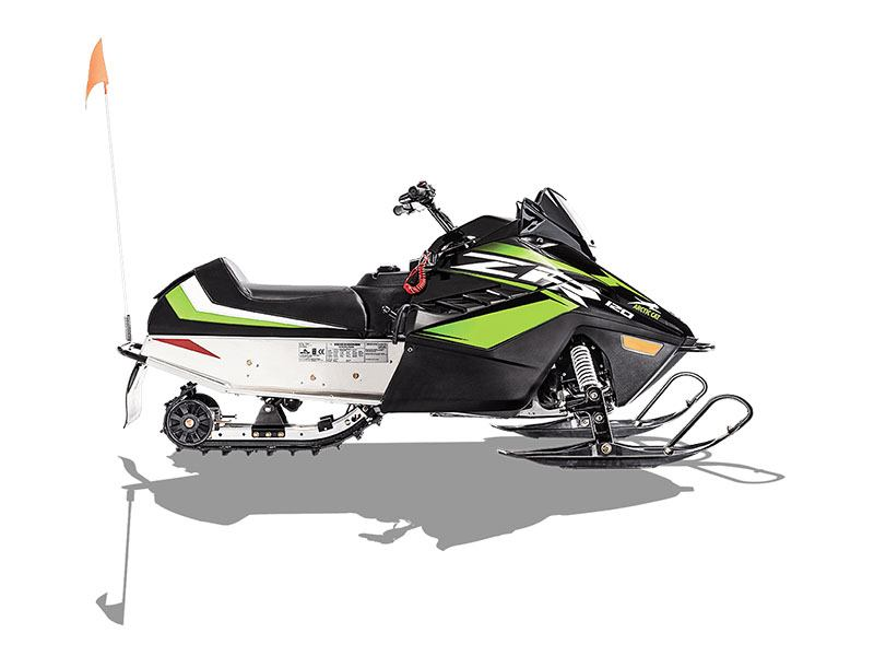 2019 Arctic Cat ZR 120 in Kaukauna, Wisconsin