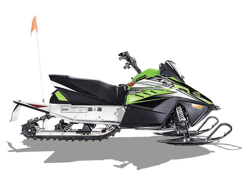 2019 Arctic Cat ZR 200 ES in Escanaba, Michigan