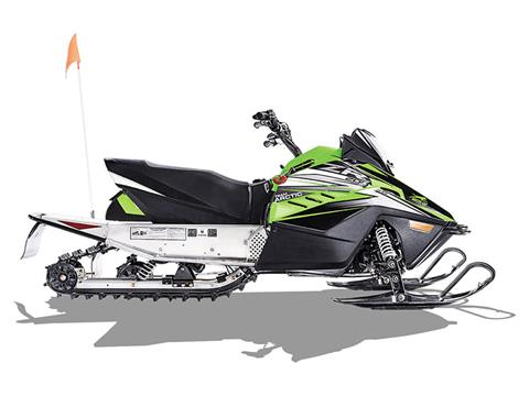 2019 Arctic Cat ZR 200 ES in Baldwin, Michigan