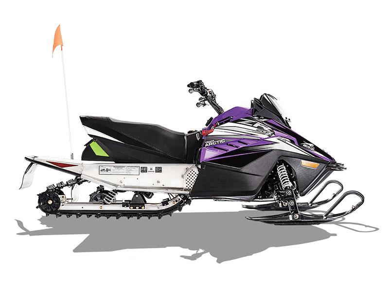 2019 Arctic Cat ZR 200 ES in Barrington, New Hampshire