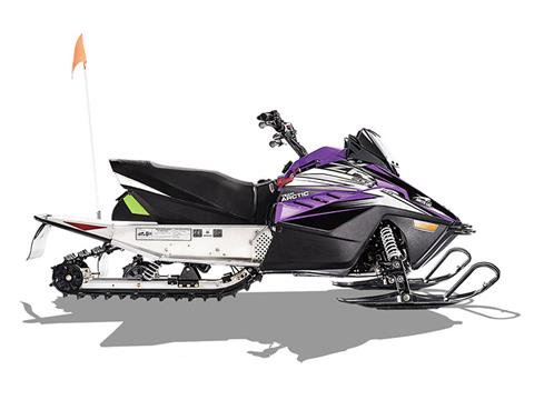 2019 Arctic Cat ZR 200 ES in Fond Du Lac, Wisconsin