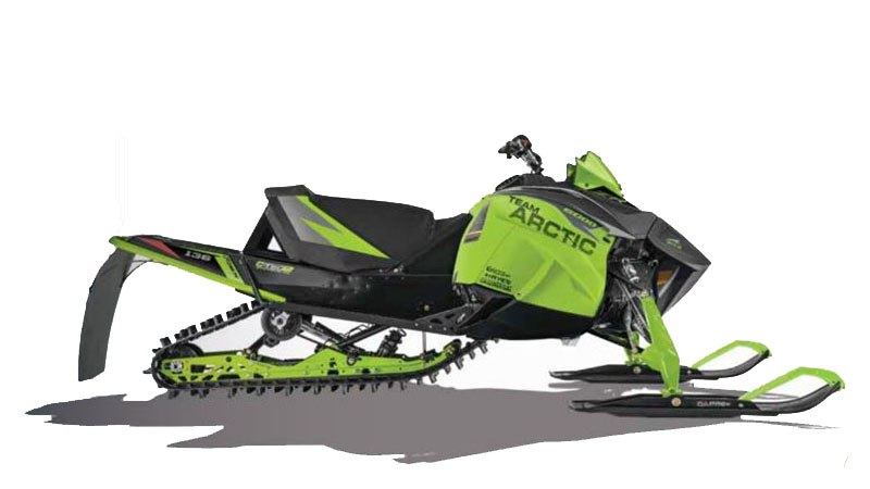 2019 Arctic Cat ZR 6000R SX in Barrington, New Hampshire