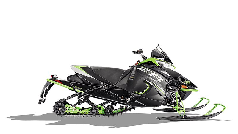 2019 Arctic Cat ZR 6000 ES 137 in Hillsborough, New Hampshire
