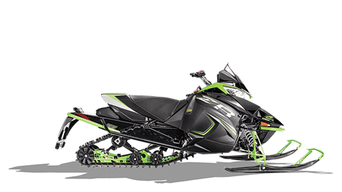 2019 Arctic Cat ZR 6000 ES 137 in Harrison, Michigan