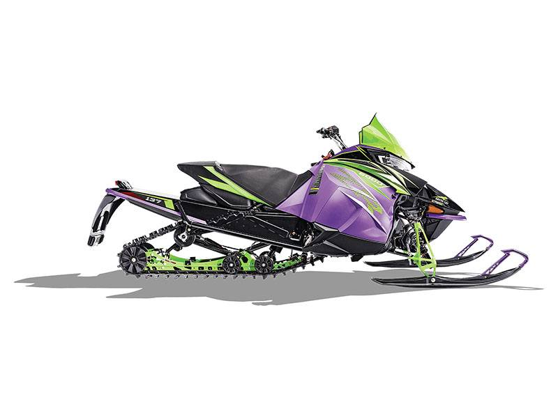 2019 Arctic Cat ZR 6000 Limited ES (137) in Edgerton, Wisconsin