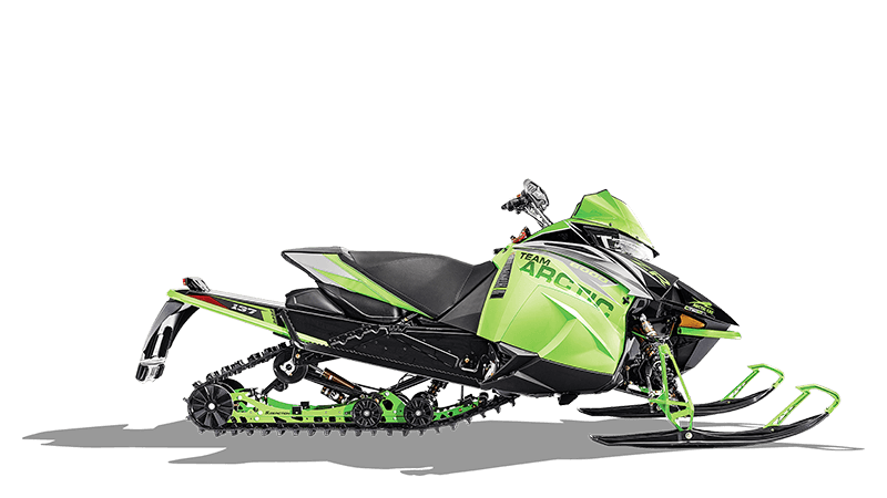 2019 Arctic Cat ZR 6000 RR ES 137 in Hazelhurst, Wisconsin