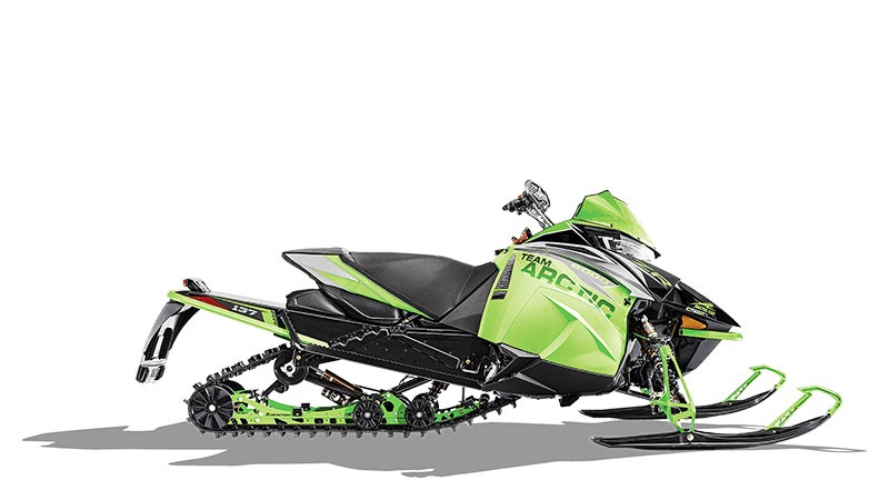 2019 Arctic Cat ZR 6000 RR ES 137 in Hillsborough, New Hampshire