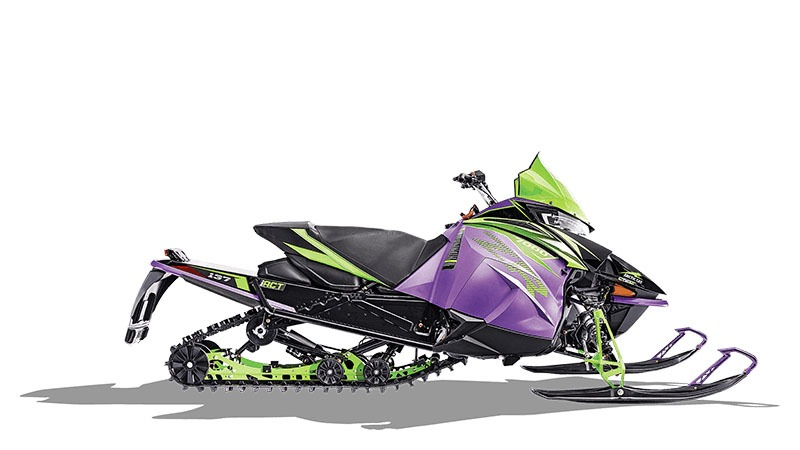 2019 Arctic Cat ZR 7000 Limited 137 iACT in Gaylord, Michigan
