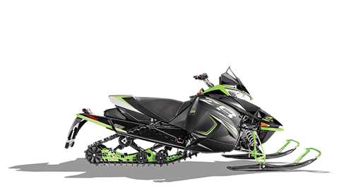 2019 Arctic Cat ZR 8000 ES 137 in Mio, Michigan