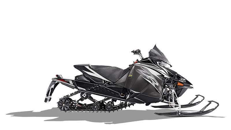 2019 Arctic Cat ZR 8000 Limited ES 129 in Harrison, Michigan