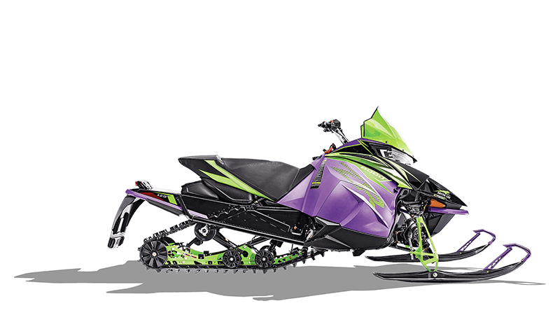 2019 Arctic Cat ZR 8000 Limited ES 129 in Gaylord, Michigan