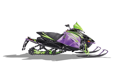2019 Arctic Cat ZR 8000 Limited ES 129 in Mansfield, Pennsylvania