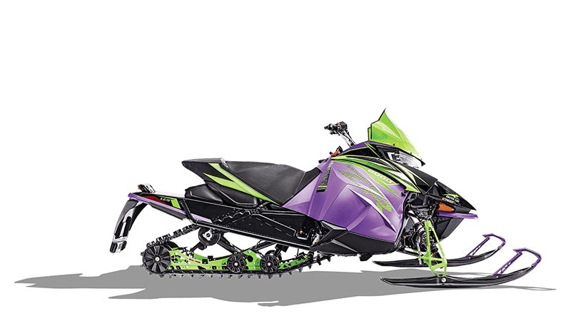 2019 Arctic Cat ZR 8000 Limited ES 129 in Hillsborough, New Hampshire