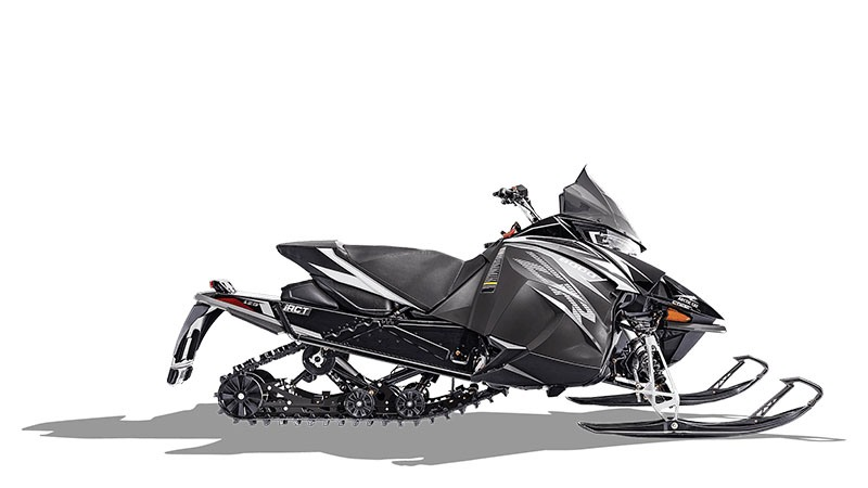 2019 Arctic Cat ZR 8000 Limited ES 137 iACT in Berlin, New Hampshire
