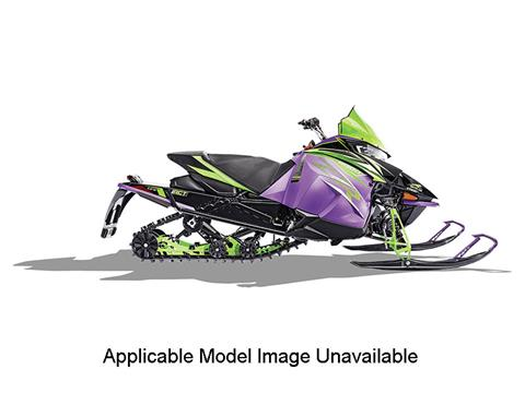 2019 Arctic Cat ZR 8000 Limited ES (137) iACT in Lincoln, Maine