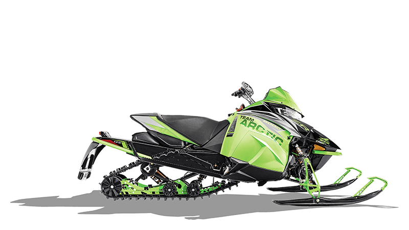 2019 Arctic Cat ZR 8000 RR ES 129 in Union Grove, Wisconsin